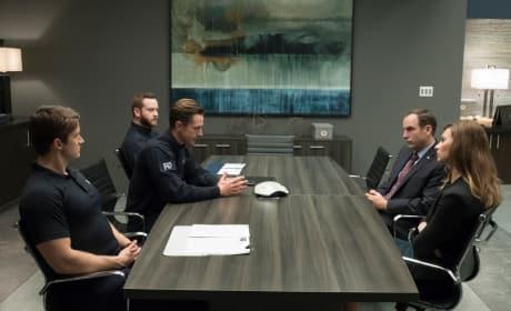 Board Meeting - iZombie Season 4 Episode 7