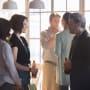 Meeting Maggie's Dad - Supergirl Season 3 Episode 3
