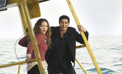 Scorpion Season 3 Episode 15 Review: Sharknerdo