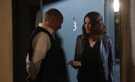 Liz finds Red - The Blacklist Season 4 Episode 22