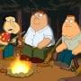Quagmire, Peter and Joe