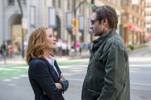 Together Again - The X-Files