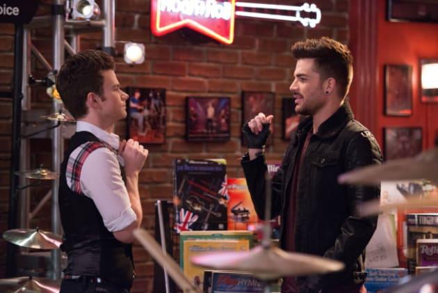 Elliott and Kurt