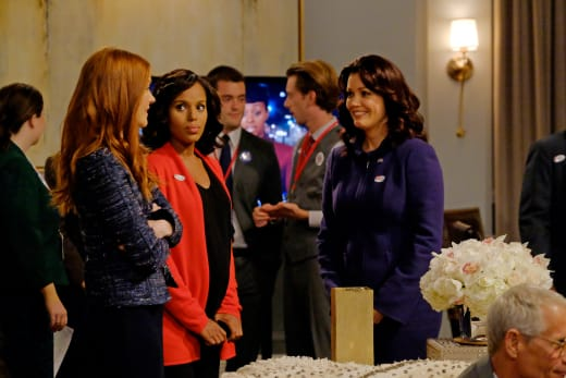 Did Mellie Win? - Scandal Season 6 Episode 1