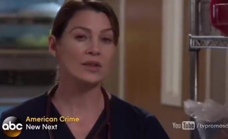 "Grey's Anatomy Promo - ""Time Stops"""