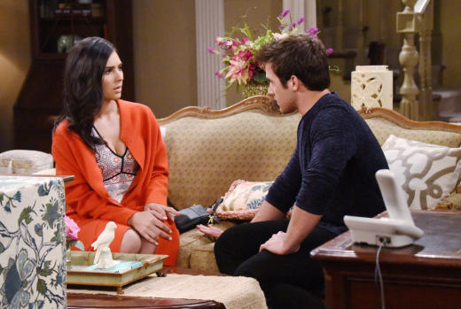 JJ Confesses to Gabi - Days of Our Lives