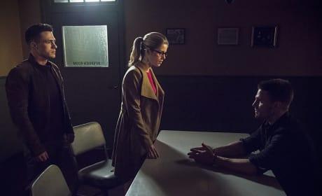 Immunity - Arrow Season 3 Episode 18