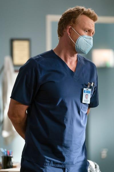 Going Over It  - Grey's Anatomy Season 17 Episode 8