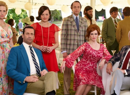 Watch Mad Men Season 7 Episode 14 Online
