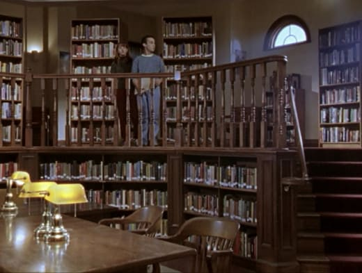 Library Guests - Buffy the Vampire Slayer Season 2 Episode 17