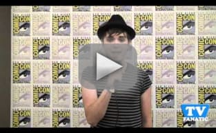 Thomas Dekker is a TV Fanatic!