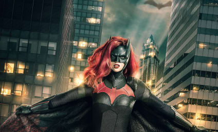 Ruby Rose as Batwoman: First Look!