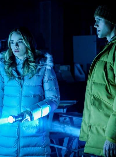 Caitlin And Ralph Discover Cicada's Plan - The Flash Season 5 Episode 20