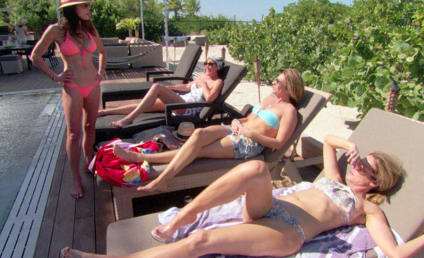 Watch The Real Housewives of New York City Online: Conch Blocked