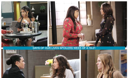 Days of Our Lives Spoilers Week of 4-19-21: Has the Real Killer Been Found?