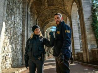 Joining the Team - FBI