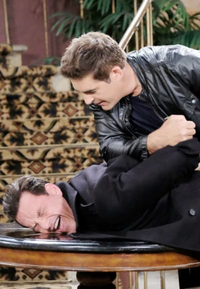 Rafe Arrests Stefan- Days of Our Lives