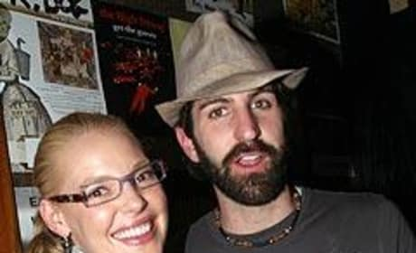 Katherine Heigl With Josh Kelley