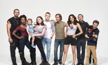 Shameless Season 9 Cast Photo