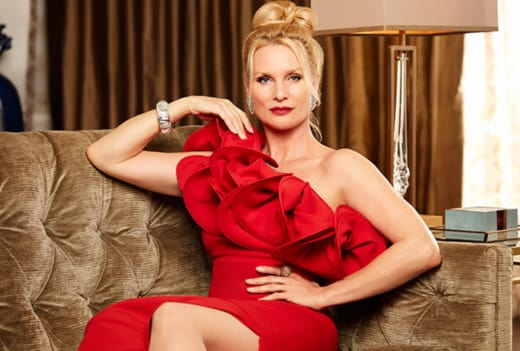 Nicollette Sheridan as Alexis Carrington - Dynasty