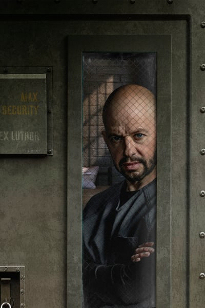 Lex Luthor Returns! - Supergirl
