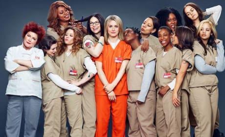 Orange is the New Black Cast Pic