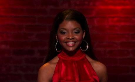 Jasmine Murry, Hollywood Audition