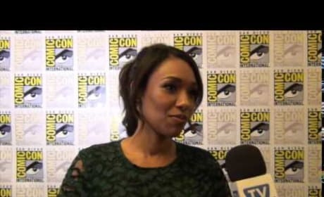 Candice Patton Talks Team Reunion on The Flash Season 2