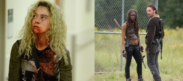 The Walking Dead / Helena