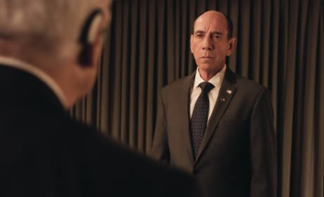 FBI Agent Albert Rosenfield - Twin Peaks