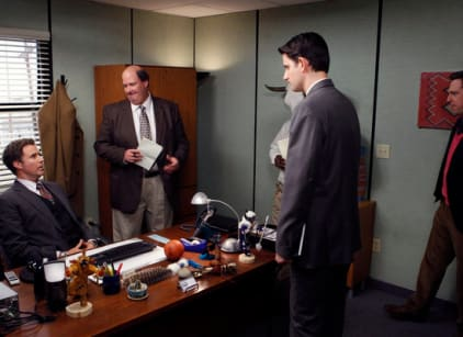 Watch The Office Season 7 Episode 22 Online