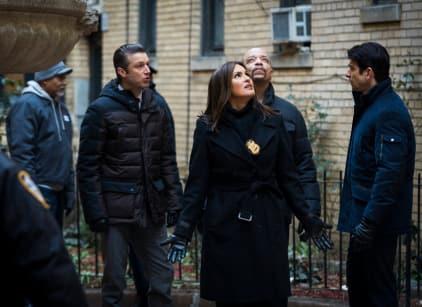 Watch Law & Order: SVU Season 17 Episode 13 Online