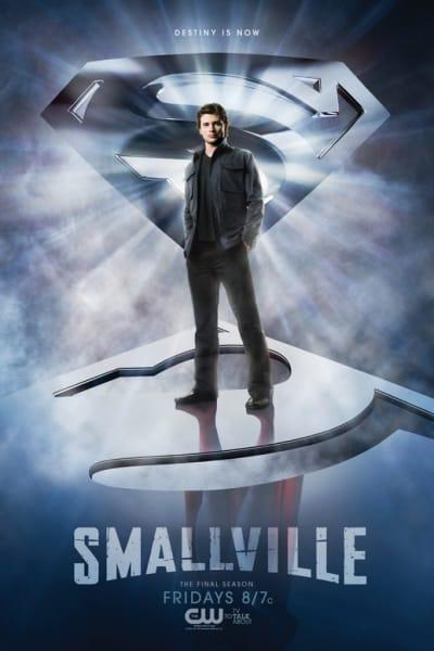 Smallville Season 10 Poster