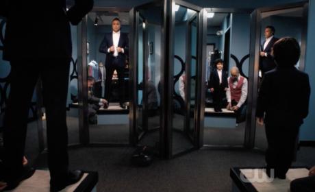 Men in Suits - Jane the Virgin Season 3 Episode 14