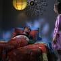 Sheldon Sleeps in Penny's Bed