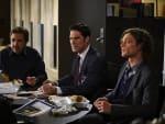 The Following - Criminal Minds
