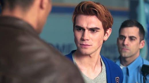 Archie's Arrest - Riverdale