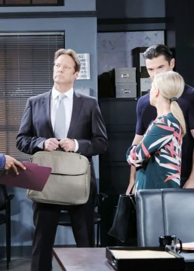 Jack Takes Over - Days of Our Lives