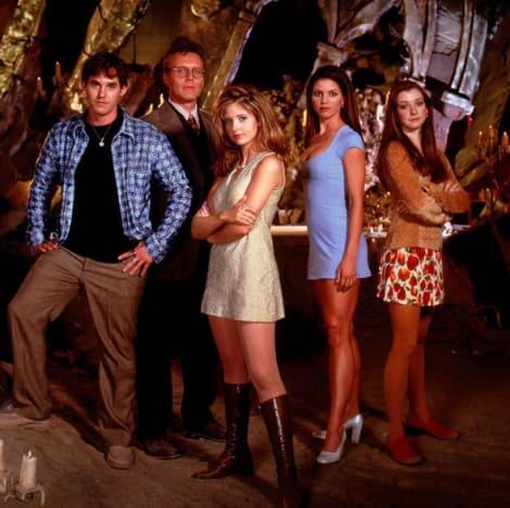 Buffy Original Cast