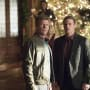 Donovan and His Dad - The Vampire Diaries Season 8 Episode 7