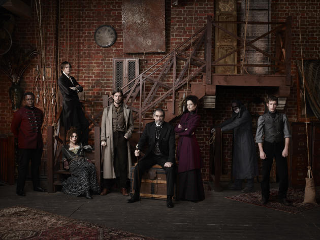 Penny Dreadful Cast Image