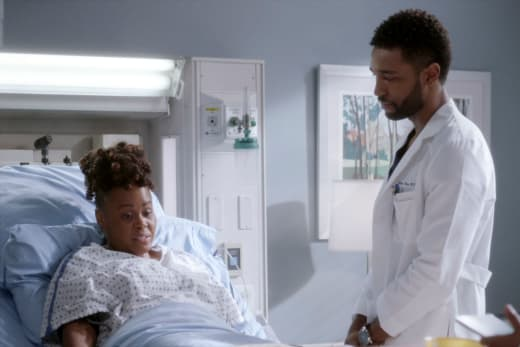 Winston Advocates  - Grey's Anatomy Season 18 Episode 2