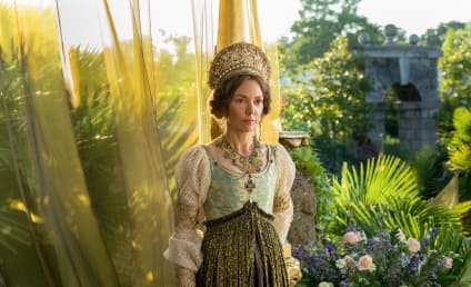 The White Princess Season 1 Episode 3 Review: Burgundy