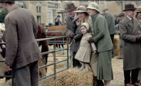 The Village's Stock Show - Downton Abbey