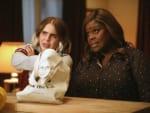 Annie & Ruby Question - Good Girls Season 3 Episode 7