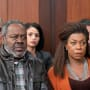 Courtroom Action -  The Village Season 1 Episode 2