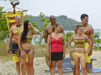 Survivor Season 25 Episode 1