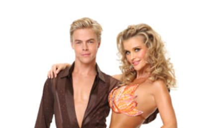 Derek Hough Gives Props to Tom DeLay, Wants Joanna Krupa to Chill