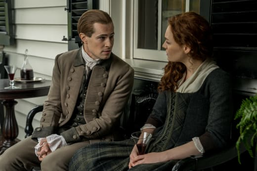 A Friendship Blossoms - Outlander Season 4 Episode 11