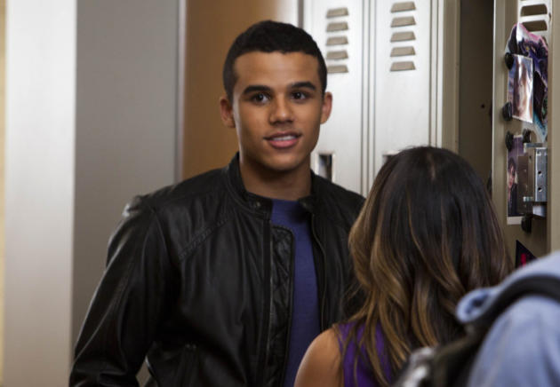 Jacob Artist on Glee